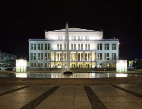 Leipzig musiziert – Oper Leipzig – Musikvergnügen für Jung und Alt